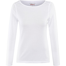 Craghoppers NosiLife Erin II Top de manga larga Mujer, optic white